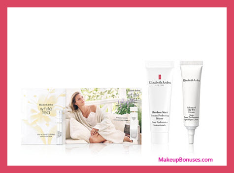 Receive a free 3-pc gift with your $50 Elizabeth Arden purchase