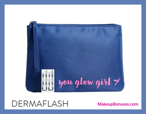 Receive a free 3-pc gift with your DermaFlash device purchase