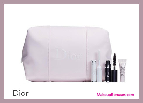 Receive a free 4-pc gift with your $150 Dior Beauty purchase