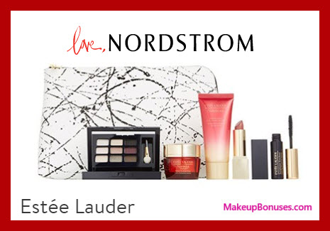 Receive a free 6-pc gift with your $45 Estée Lauder purchase