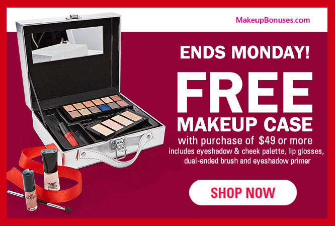 Receive a free 6-pc gift with your $49 Multi-Brand purchase