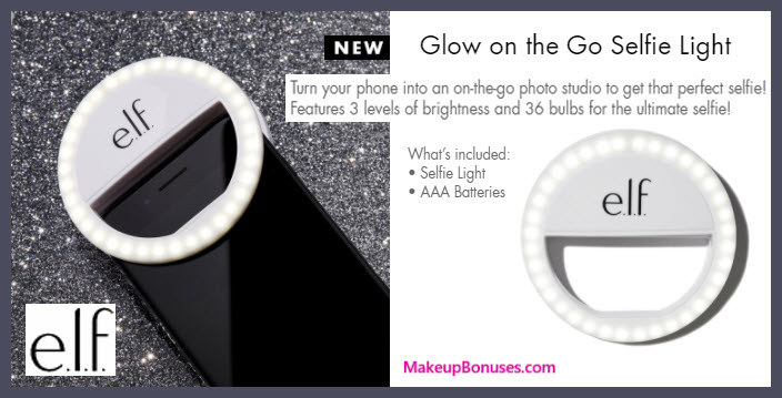 Glow on the Go Selfie Light - MakeupBonuses.com