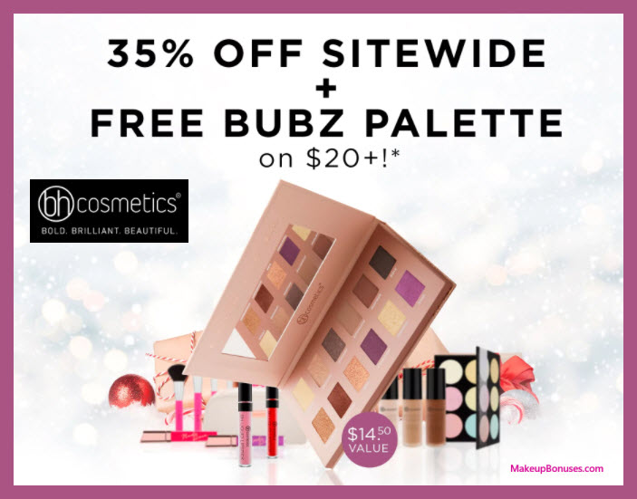BH Cosmetics Sale - MakeupBonuses.com