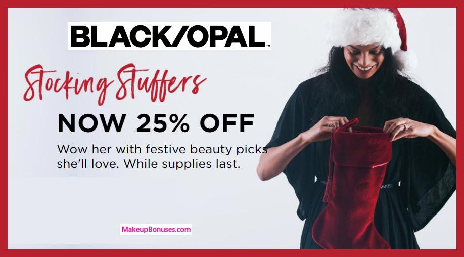 Black Opal Beauty Sale - MakeupBonuses.com