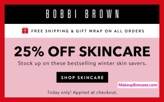 Bobbi Brown Sale - MakeupBonuses.com