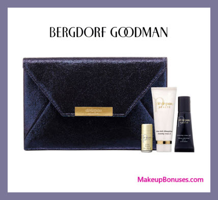 Receive a free 4-pc gift with $350 Clé de Peau Beauté purchase