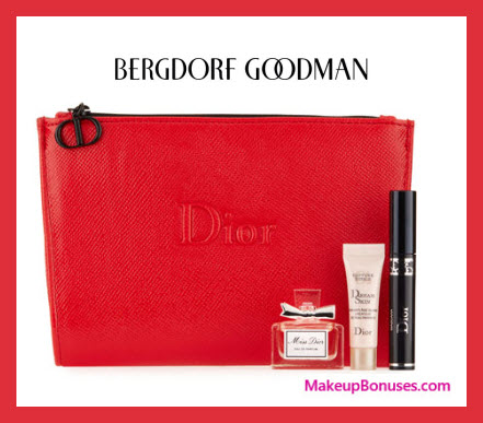 Receive a free 4-pc gift with $200 Dior Beauty purchase