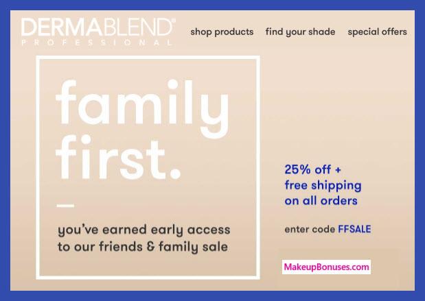 Dermablend Sale - MakeupBonuses.com
