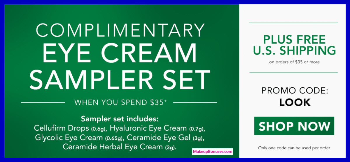 Receive a free 5-pc gift with $35 Mario Badescu purchase