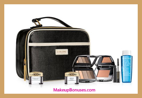 Receive a free 7-pc gift with $65 Lancôme purchase