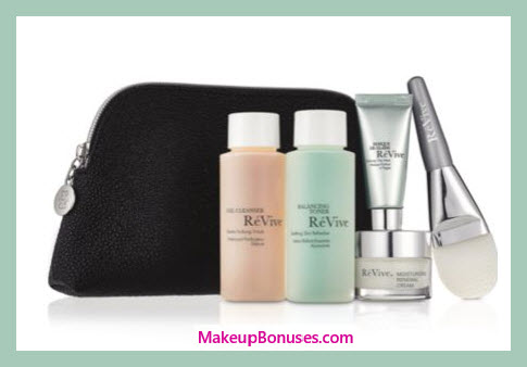 Receive a free 6-pc gift with $350 RéVive purchase