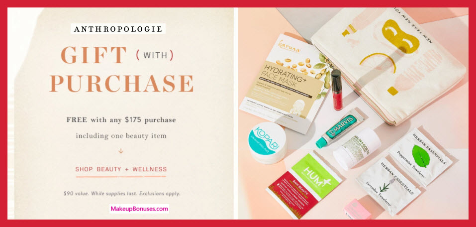 Receive a free 8-pc gift with $175 Multi- Brand purchase