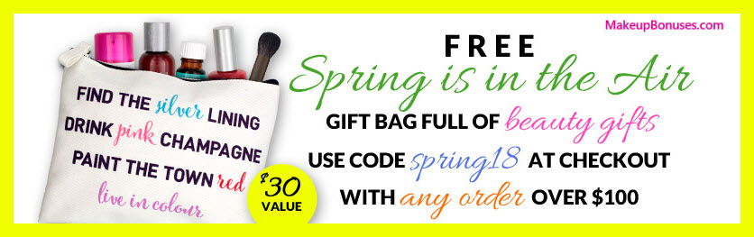 Receive a free 6-pc gift with $100 Multi- Brand purchase