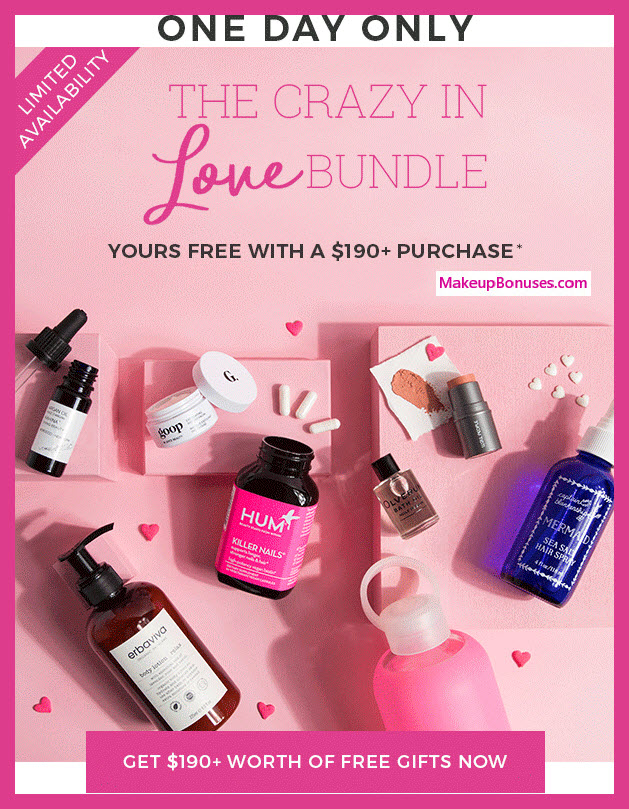 Receive a free 7-pc gift with $190 Multi- Brand purchase