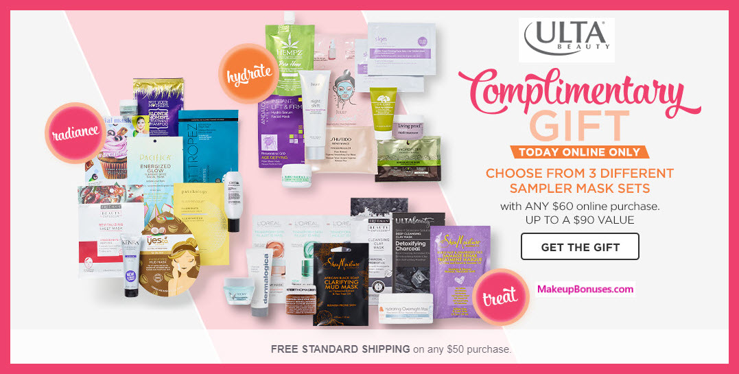 Receive your choice of 10-pc gift with $60 Multi-Brand purchase