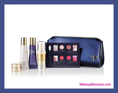Receive a free 6-pc gift with $350 Clé de Peau Beauté purchase