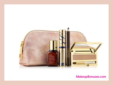 Receive a free 5-pc gift with $100 Estée Lauder purchase