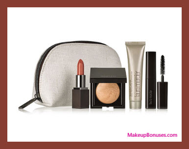 Receive a free 5-pc gift with $125 Laura Mercier purchase