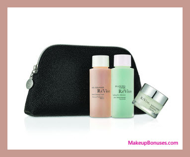 Receive a free 3-pc gift with $350 RéVive purchase