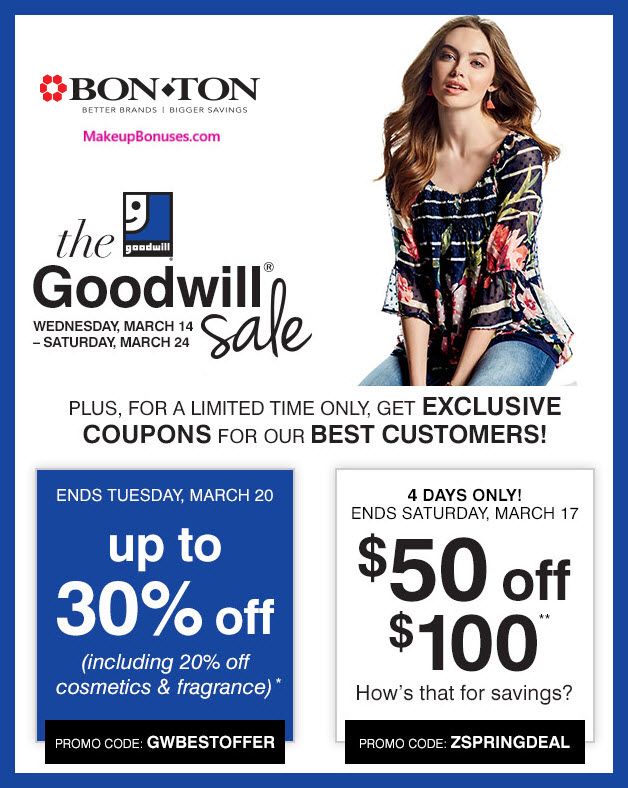 Bon-Ton 20% Beauty Discount - MakeupBonuses.com