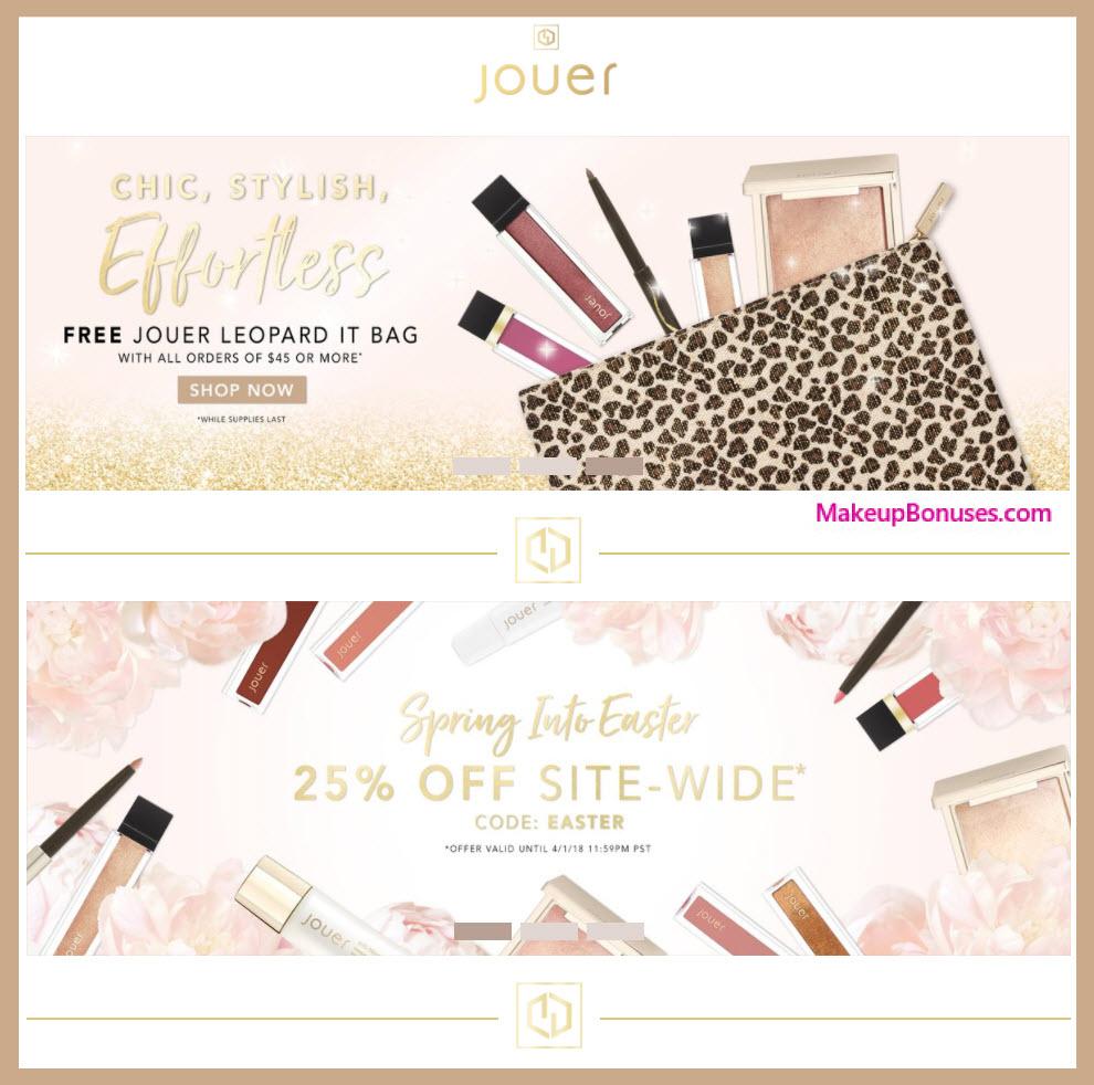 Jouer - MakeupBonuses.com