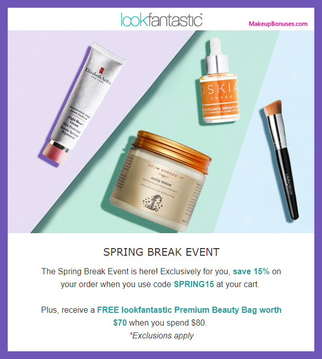 Receive a free 4-pc gift with $80 Multi-Brand purchase