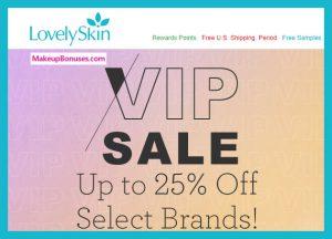 LovelySkin - MakeupBonuses.com