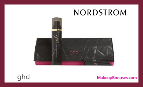 Receive a free 4-pc gift with $200 GHD purchase