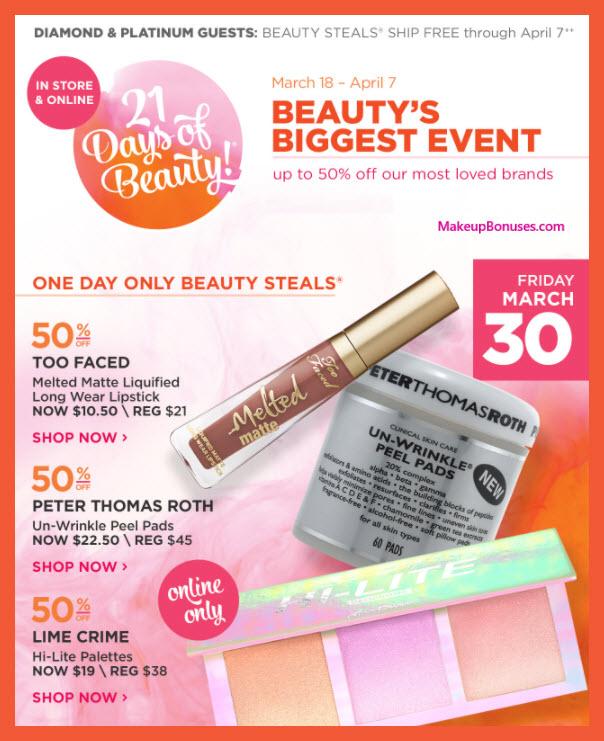 Ulta - MakeupBonuses.com