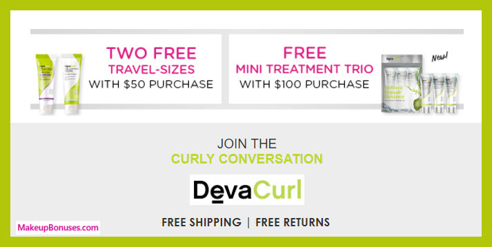Devacurl coupon code