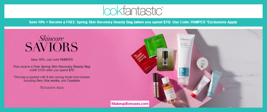 Receive a free 9-pc gift with $70 Multi-Brand purchase