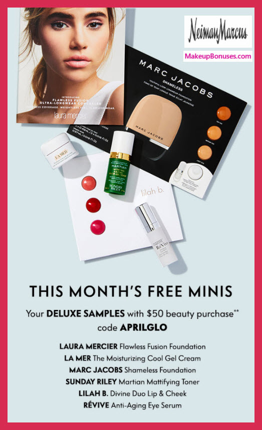 Receive a free 6-pc gift with $50 Multi-Brand purchase