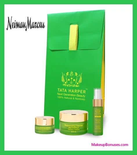 Receive a free 3-pc gift with $200 Tata Harper purchase