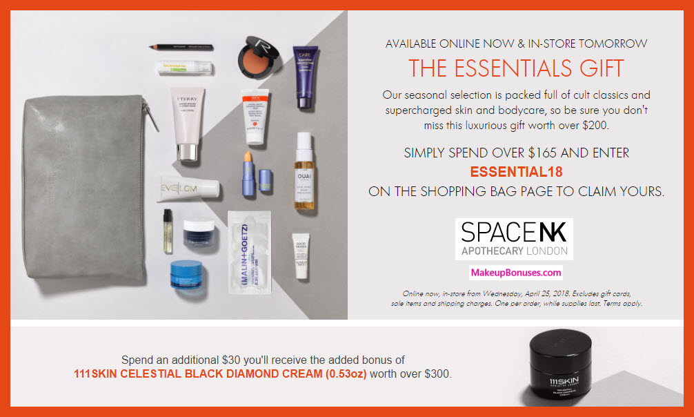 Receive a free 16-pc gift with $195 Multi-Brand purchase