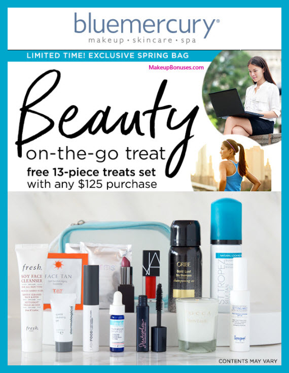 Receive a free 13-pc gift with $125 Multi-Brand purchase