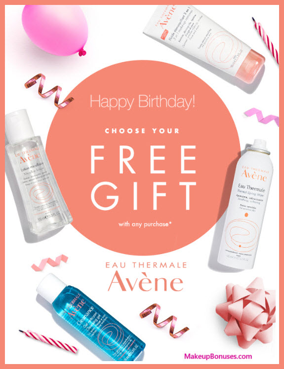 131 stores w free beauty birthday gifts makeup bonuses