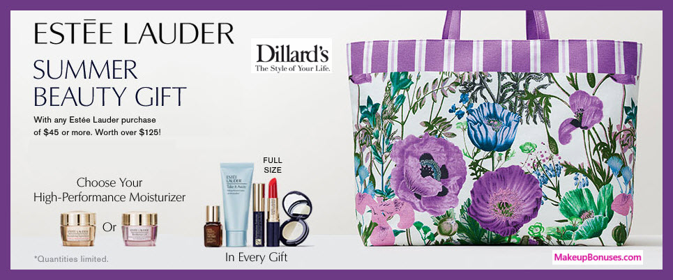 Receive your choice of 7-pc gift with $45 Estée Lauder purchase