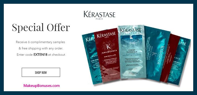 Receive a free 6-pc gift with purchase