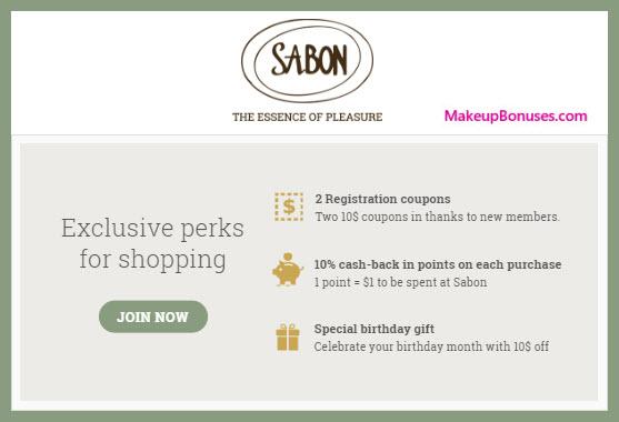Sabon NYC Birthday Gift - MakeupBonuses.com #SabonNYC