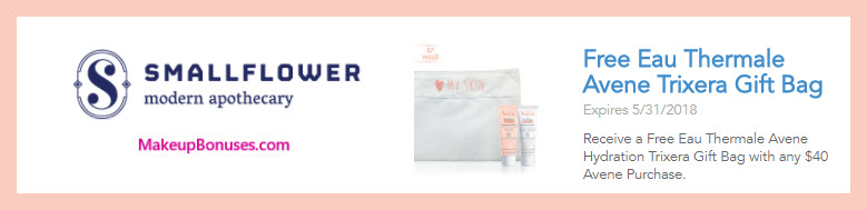 Receive a free 3-pc gift with $40 Avène purchase