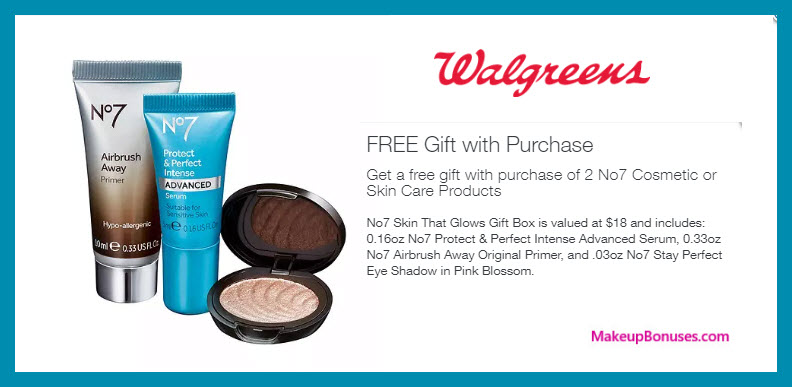 Receive a free 3-pc gift with 2+ items purchase