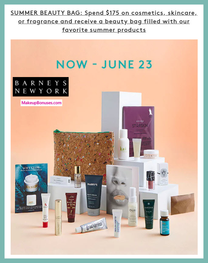 Receive a free 21-pc gift with $175 Multi-Brand purchase