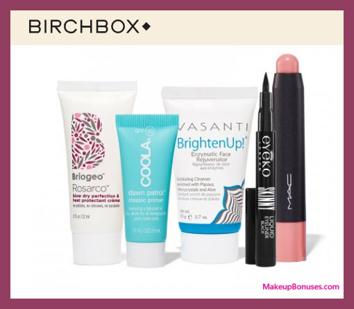 Receive a free 5-pc gift with $50 of full-size products purchase