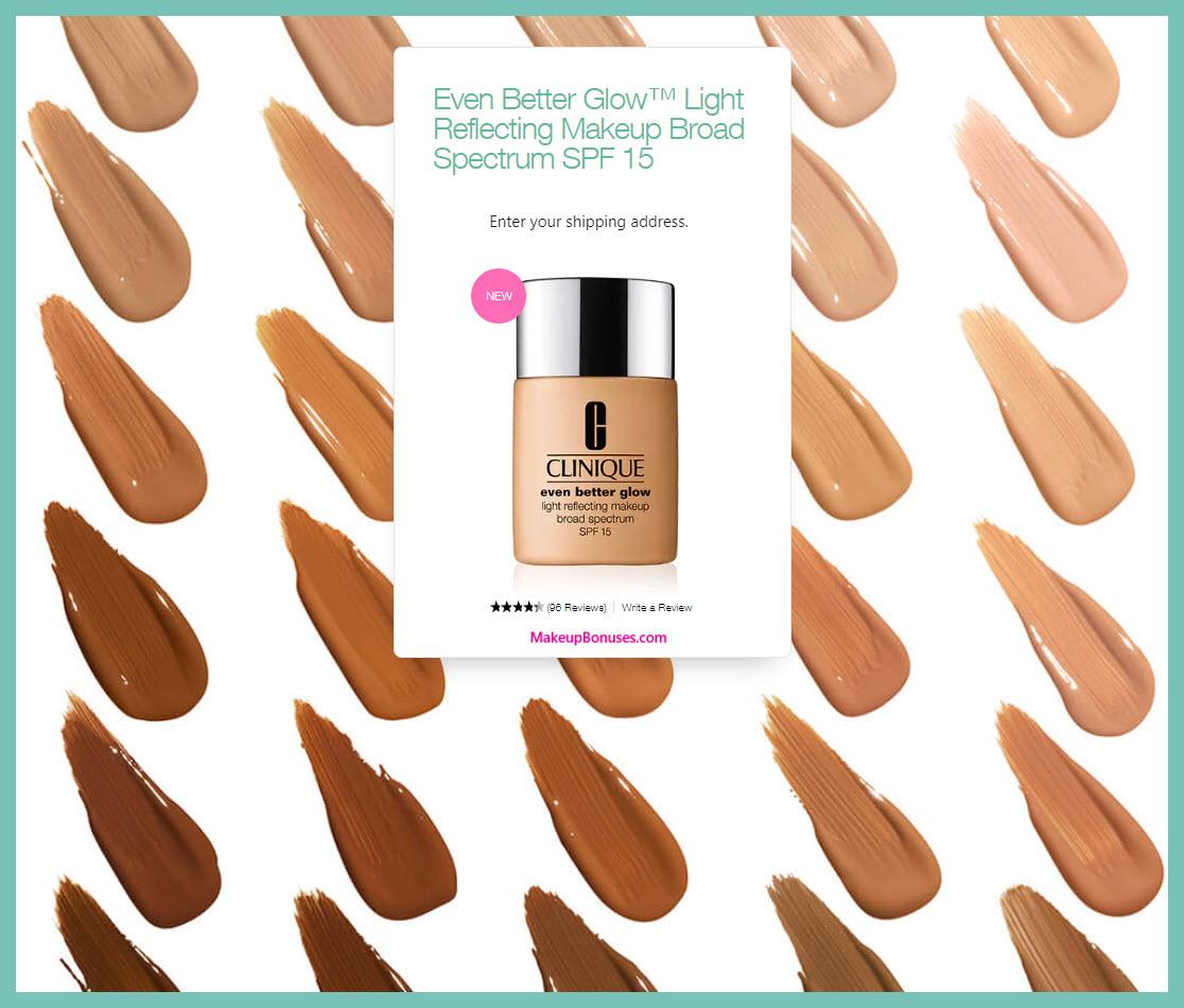 Clinique Free Sample - MakeupBonuses.com
