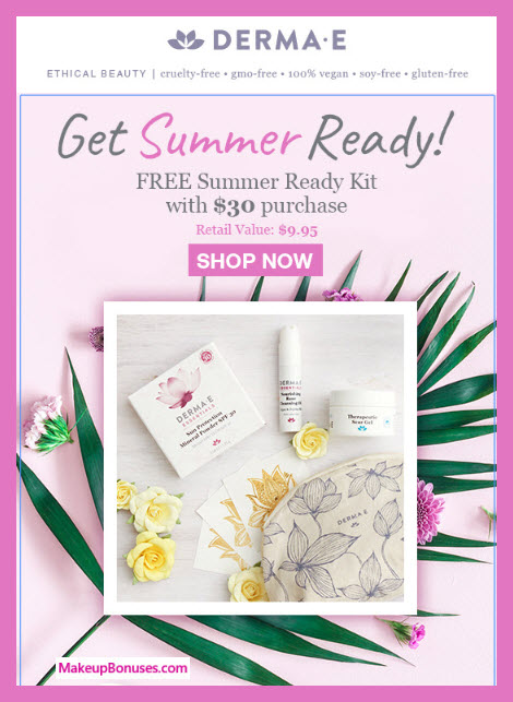 Receive a free 4-pc gift with purchase