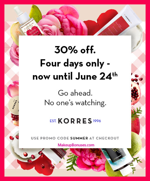 30% Off Sitewide - MakeupBonuses.com