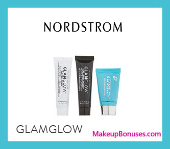 Receive a free 3-pc gift with $35 GlamGlow purchase