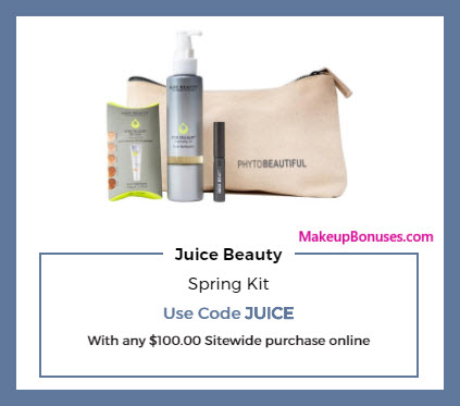 Receive a free 4-pc gift with $100 Multi-Brand purchase