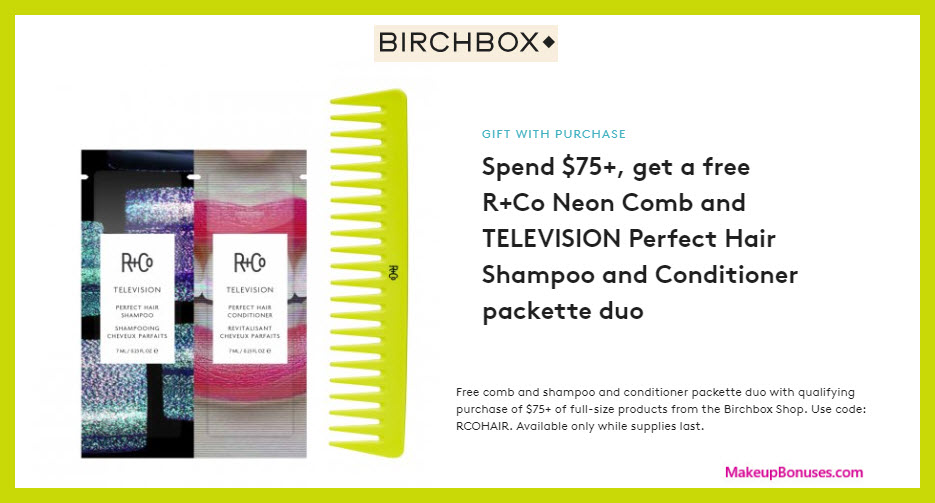 Receive a free 3-pc gift with $75 Multi-Brand purchase