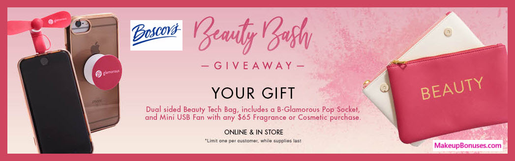 Receive a free 3-pc gift with $65 Multi-Brand purchase